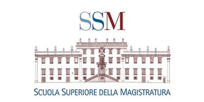 Logo Scuola Superiore Magistratura