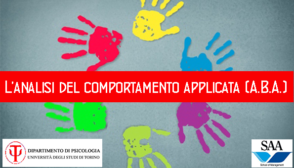 L'analisi del comportamento applicata (ABA)