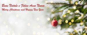 Variazioni d'orario e chiusura sede festività natalizie