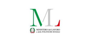 Logo Ministero Lavoro Politiche Sociali