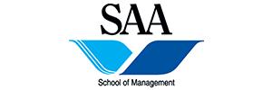 Logo SAA School of Management