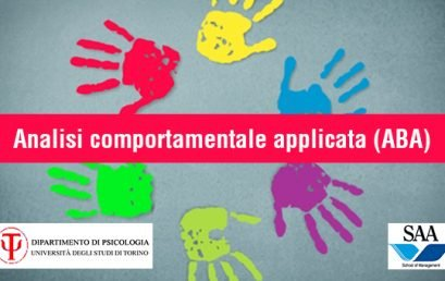 L'analisi comportamentale applicata (ABA)